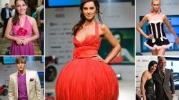 Transmisje w internecie pokaz mody backstage
