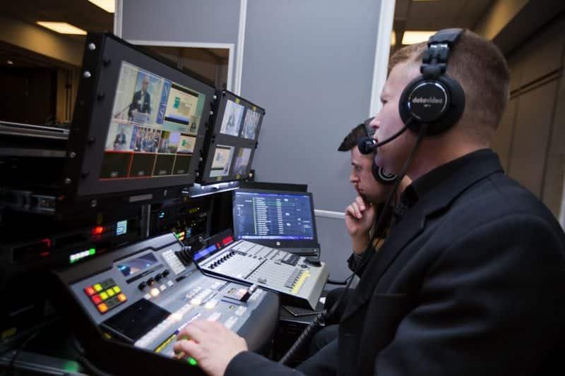 transmisje na żywo firma