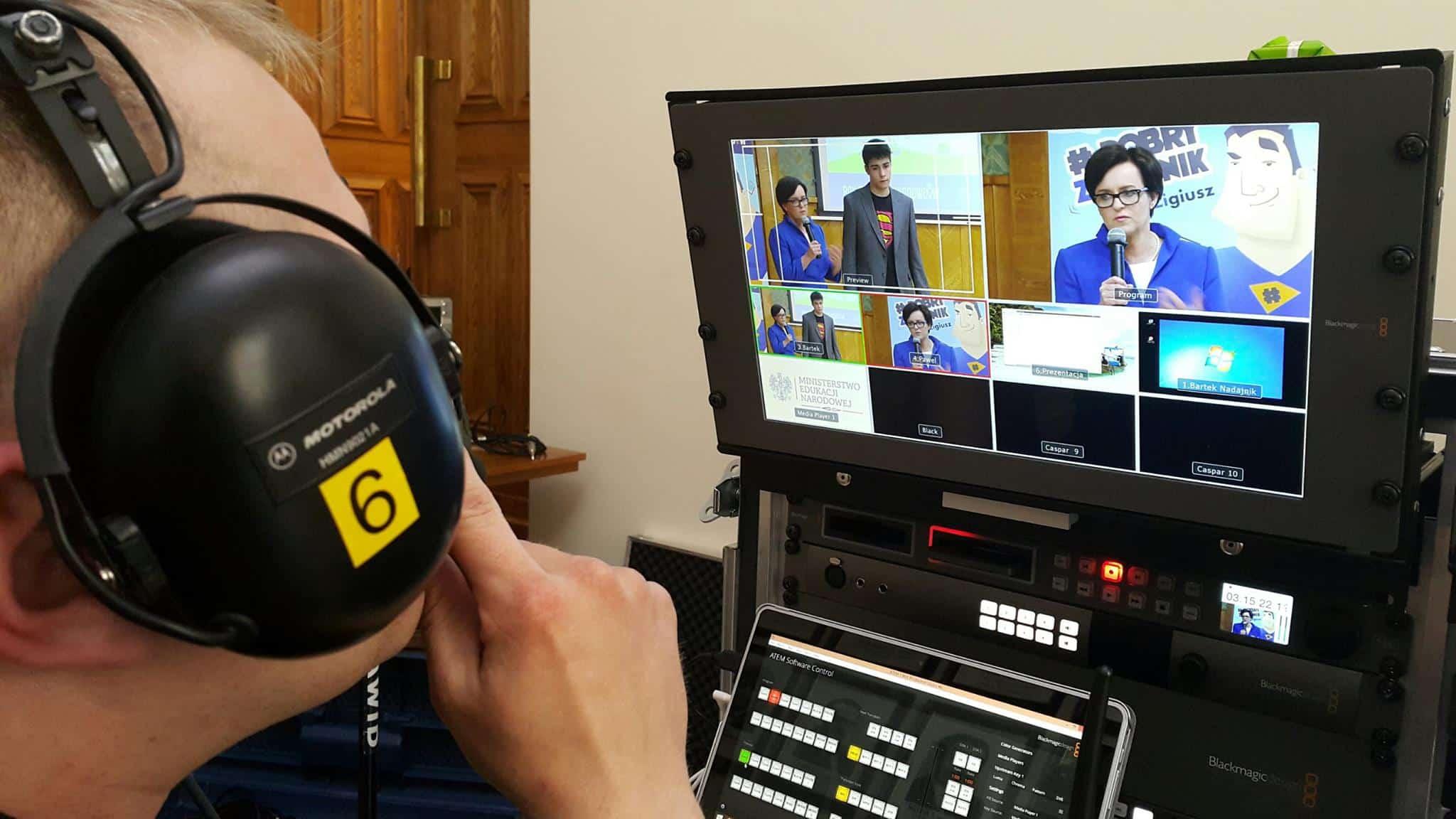 streaming-konferencje-prasowe-mikser