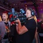Live streaming na Youtube operator kamery