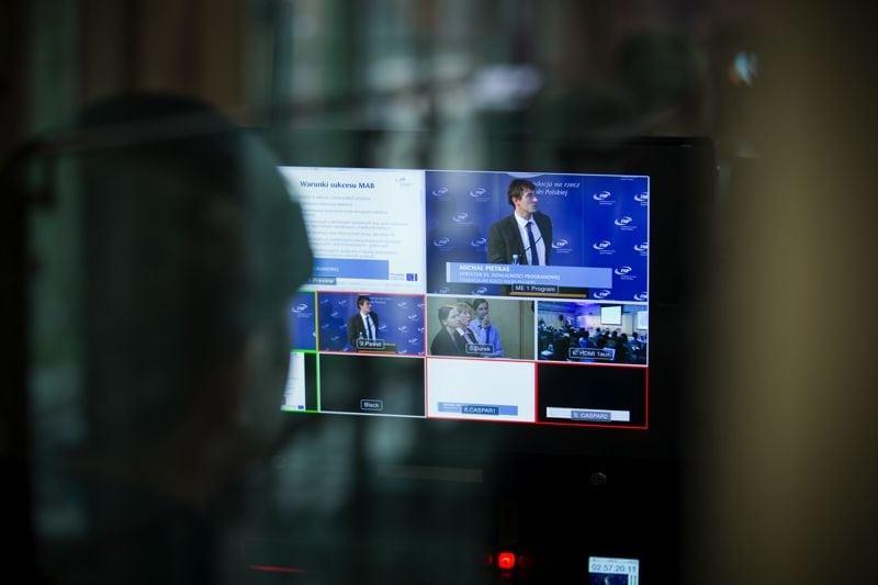 live streaming caspar CG. Fundacja na Rzecz Nauki Polskiej