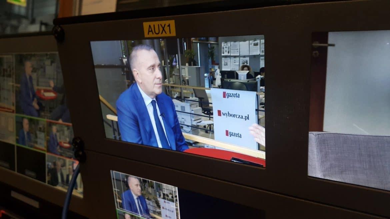 Transmisje na żywo Gazeta Wyborcza