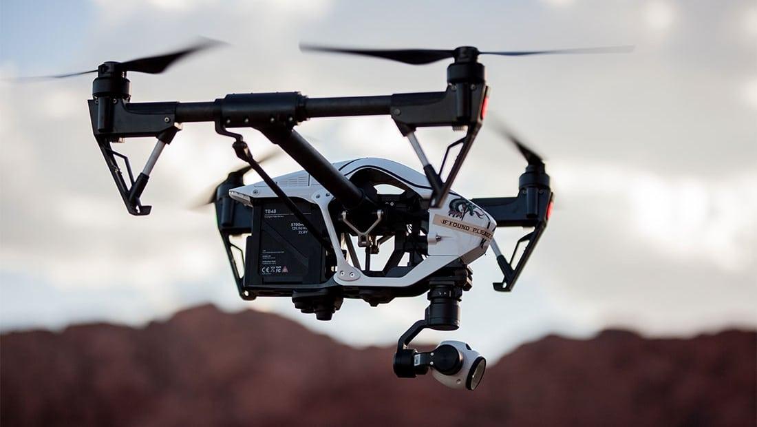 streaming z drona