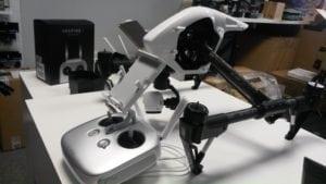 transmisje z drona