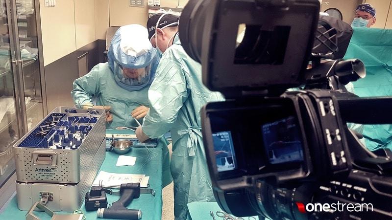 produkcja materiałów wideo medycznych