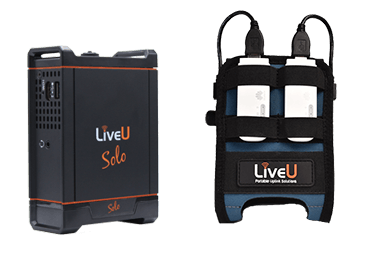 LiveU Solo Go bonding modemy