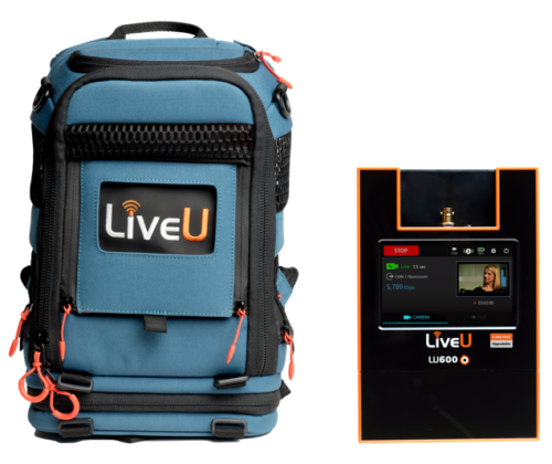 live streaming 4K liveU LU600-wynajem