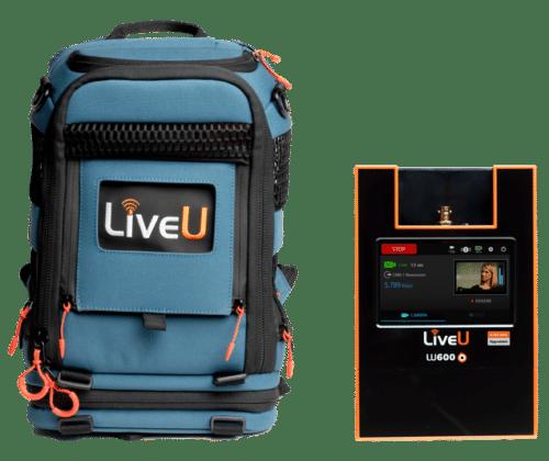 live streaming 4K liveU LU600-wynajem