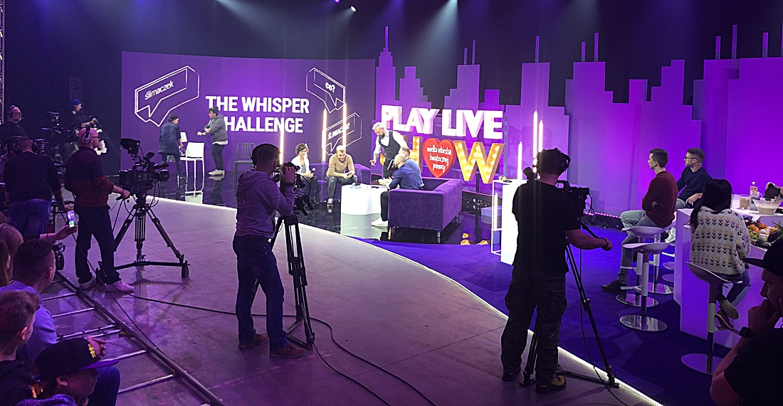 live streaming Warszawa