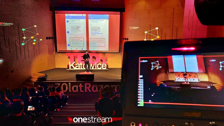 live streaming konferencji