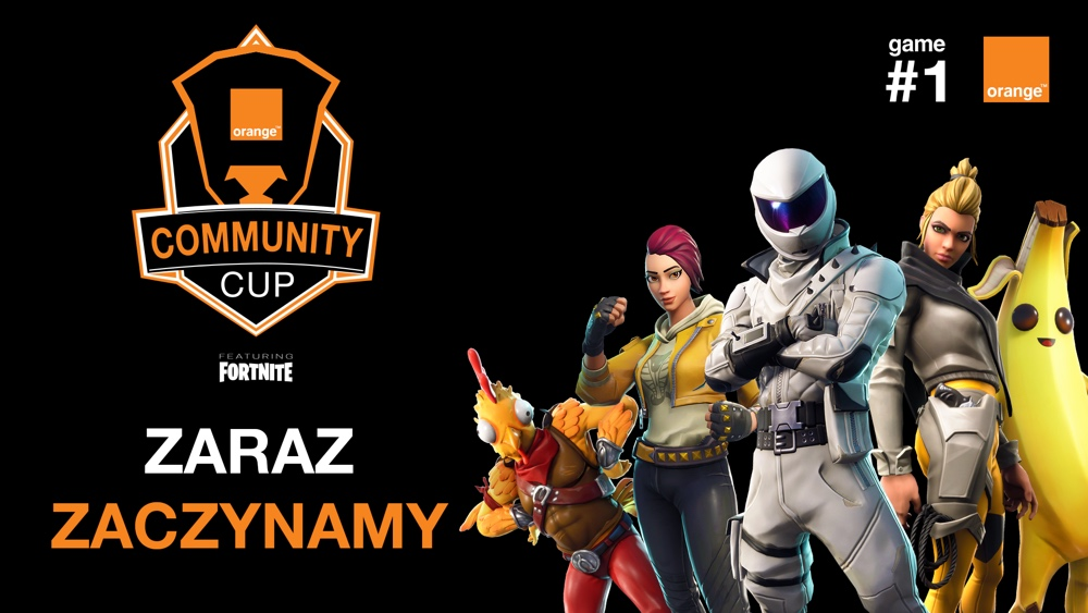 ESPORT Orange Community Cup Live streaming