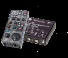 Bezprzewodowa kontrola kamer Sony Telemetria