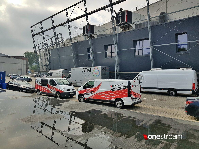 wóz transmisyjny OBVAN
