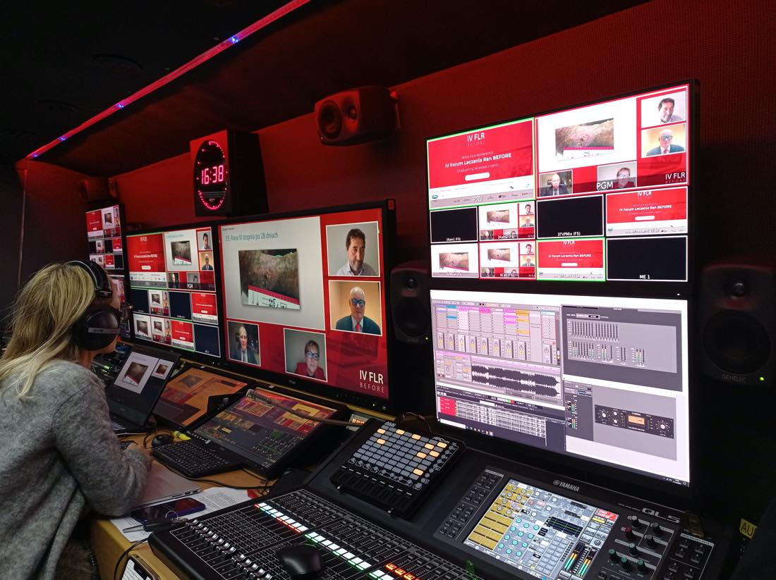 studio multimedialne reżyserka