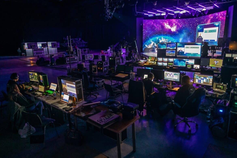 Live streaming Warszawa studio