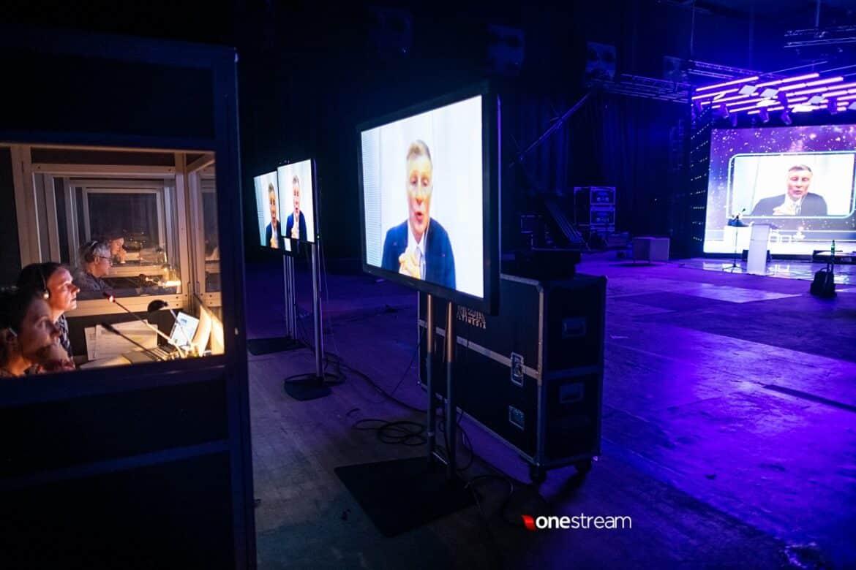 Studio LED tłumacze